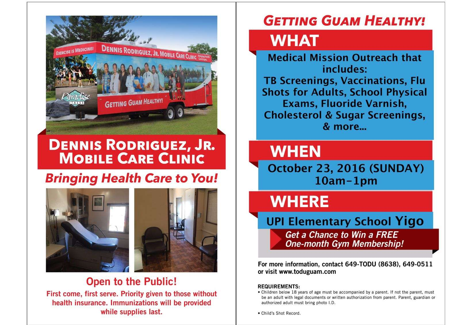 Mobile Care Clinic